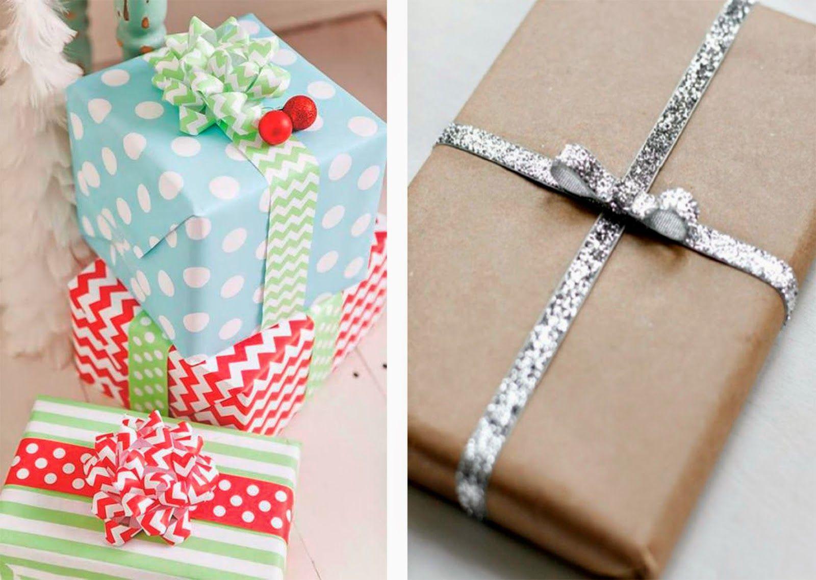 Home Kids Inspiraci N Y Creatividad Ideas De Envoltorios De  ~ Ideas Para Regalar En Navidad Manualidades