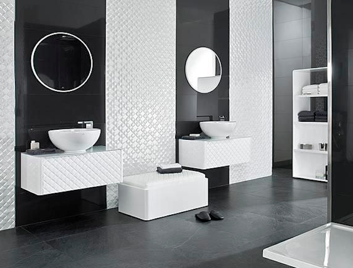Prisma Range Dimensional Wall Tiles