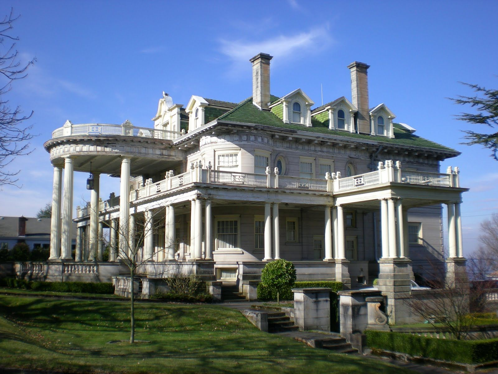 Victorian homes for sale in mississippi - Huge Vintage Houses For Sale More Old Homes Sell In North Tacoma