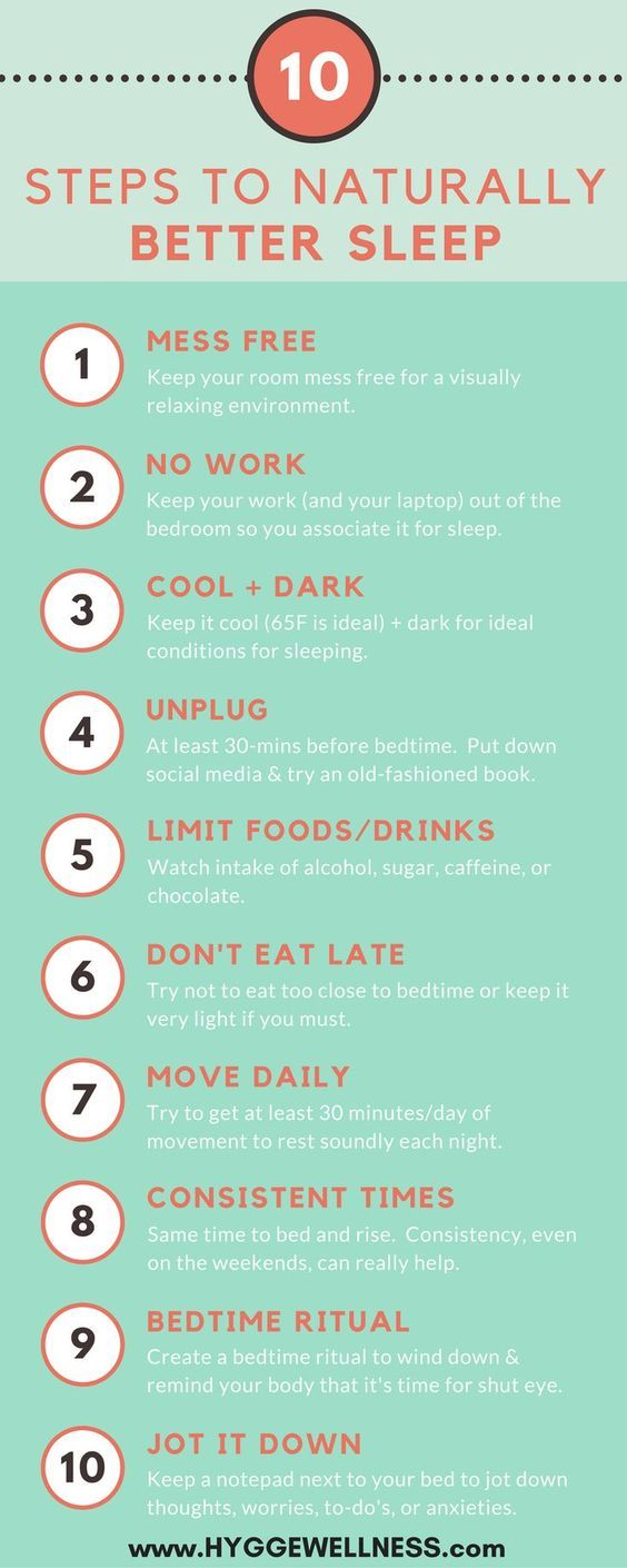 Best Ways To Naturally Fall Asleep