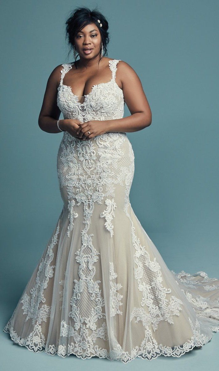 Gorgeous Abby Lynette gown from the Lucienne Collection by Maggie ...