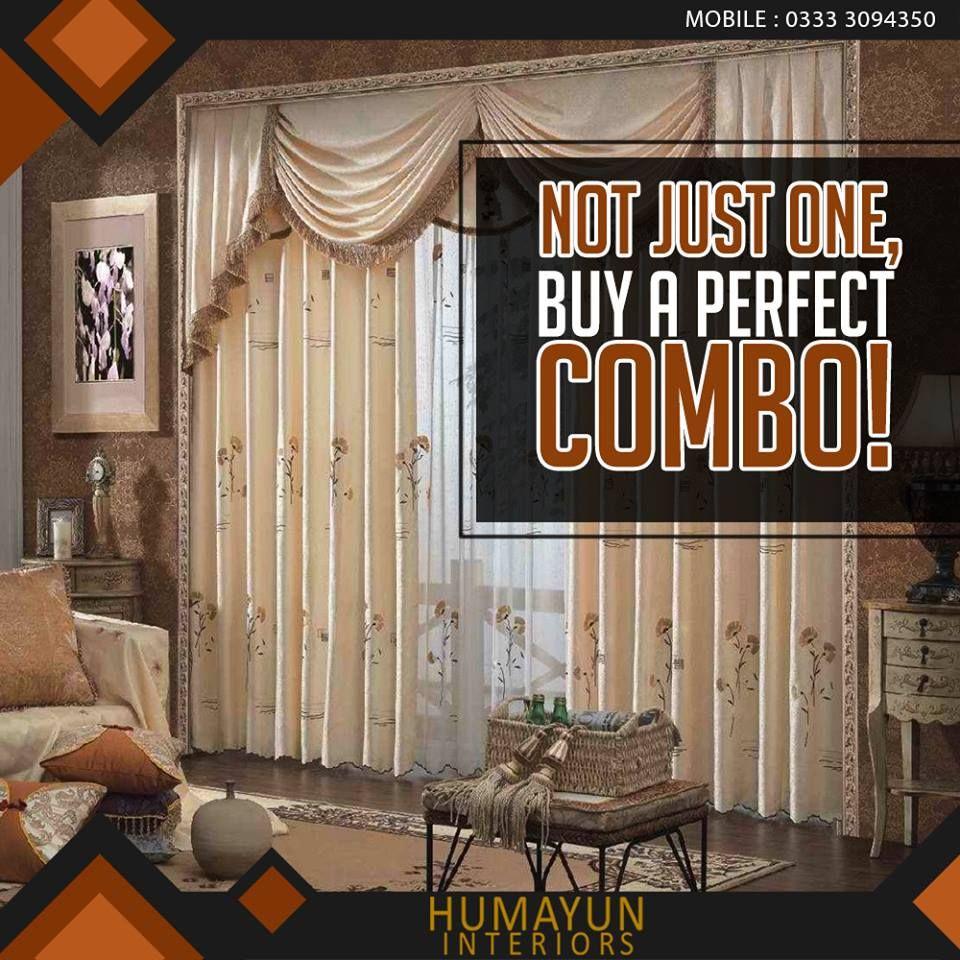 Curtain Shop in Karachi Curtains, Buy curtains online