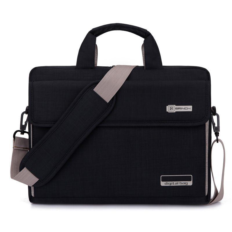 Brinch 2017 New For 13 3 Inch 14 6 Inch 15 6 Inch Laptop Bag Business Handbag Single Shoulder Bag Computer Bag Laptop Messenger Bags Laptop Handbag Laptop Bag
