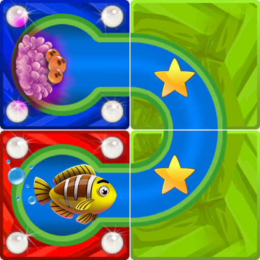 Game Of The Day 28 Apr 2018 Unblock Fish Tile Slide