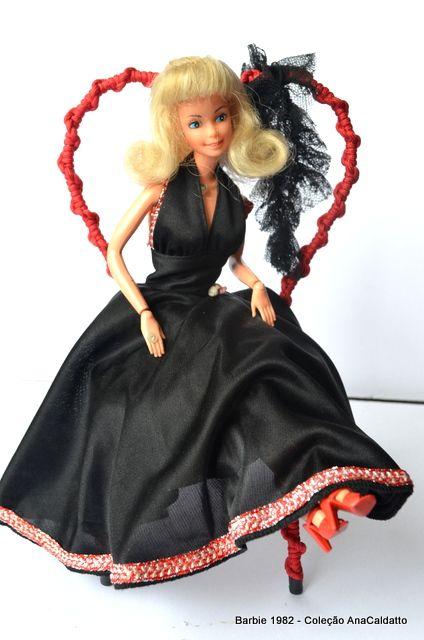 Boneca Barbie Estrela de 1982 / brazil