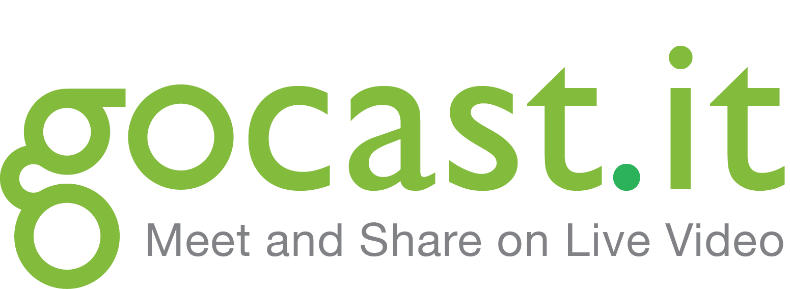 Gocast Rooms Make It Possible For Small Groups Of People To Meet Online Communicate And Collaborate Tlchat Web Conferencing Met Online Resource Classroom