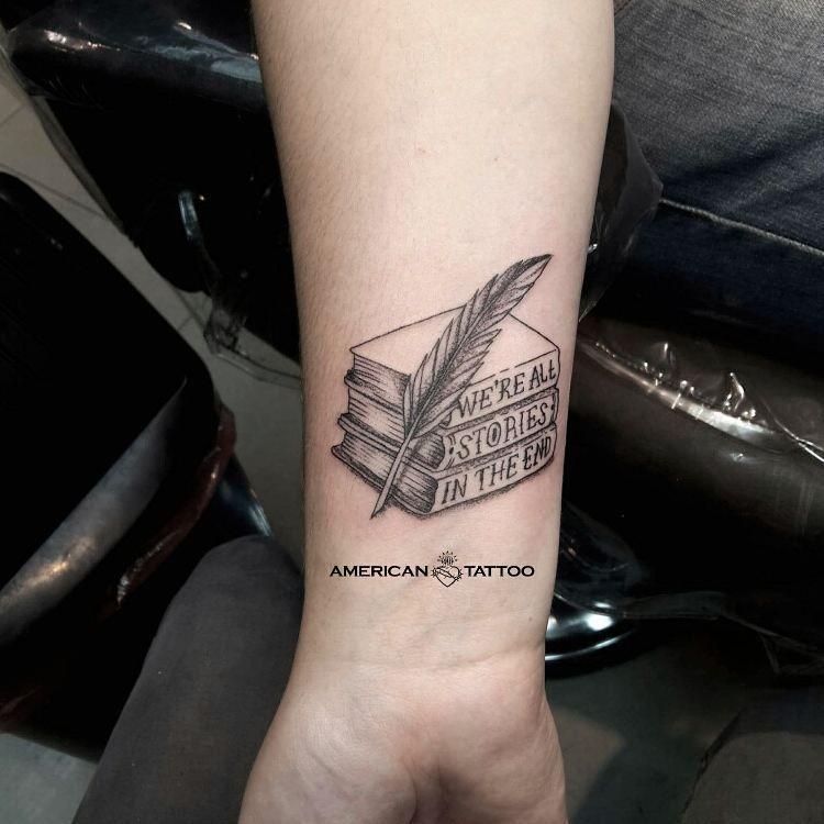 Book Inspired Tattoos Book Tattoos Book Tattoos Pictures Book Tattoos Pinterest Book Tattoos Tumblr Book Tattoos For Lovers Book Tattoo Book Lover Tattoo