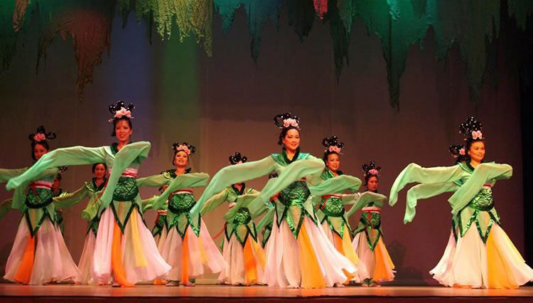 Chinese Folk Dance (With images) | Folk dance, Chinese dance, Dance
