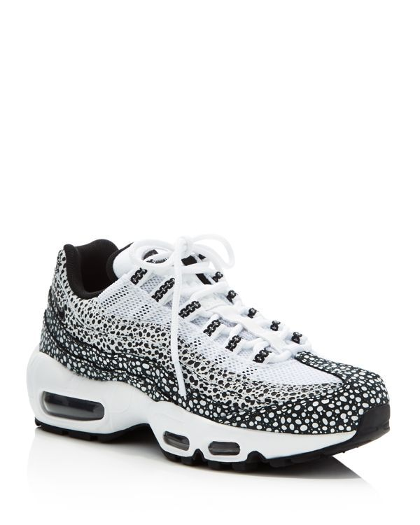 Nike Women's Air Max 95 RPM Embossed Lace Up Sneakers | Bloomingdale's