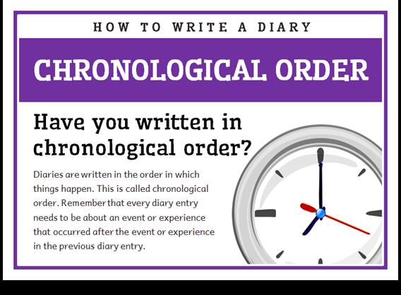 Year 1/2 Diary writing - Florence Nightingale