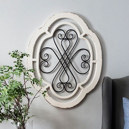 Metal Wall Plaque sydney scrolled metal wall plaque | metal walls