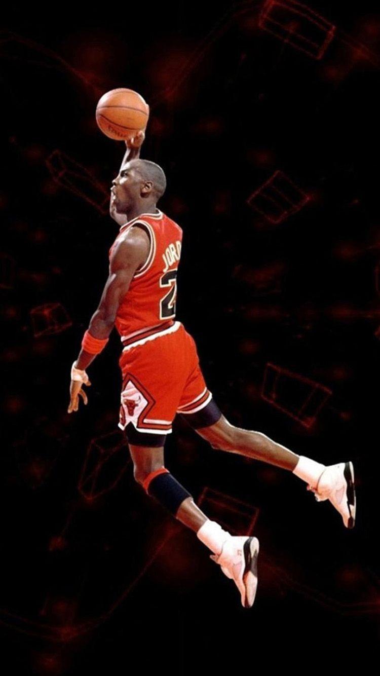 Michael Jordan Iphone Wallpaper # ...