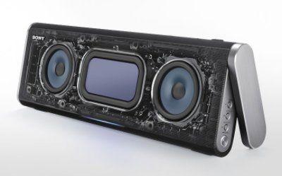 Sony Tragbarer, kabelloser Lautsprecher mit Bluetooth®  Bluetooth