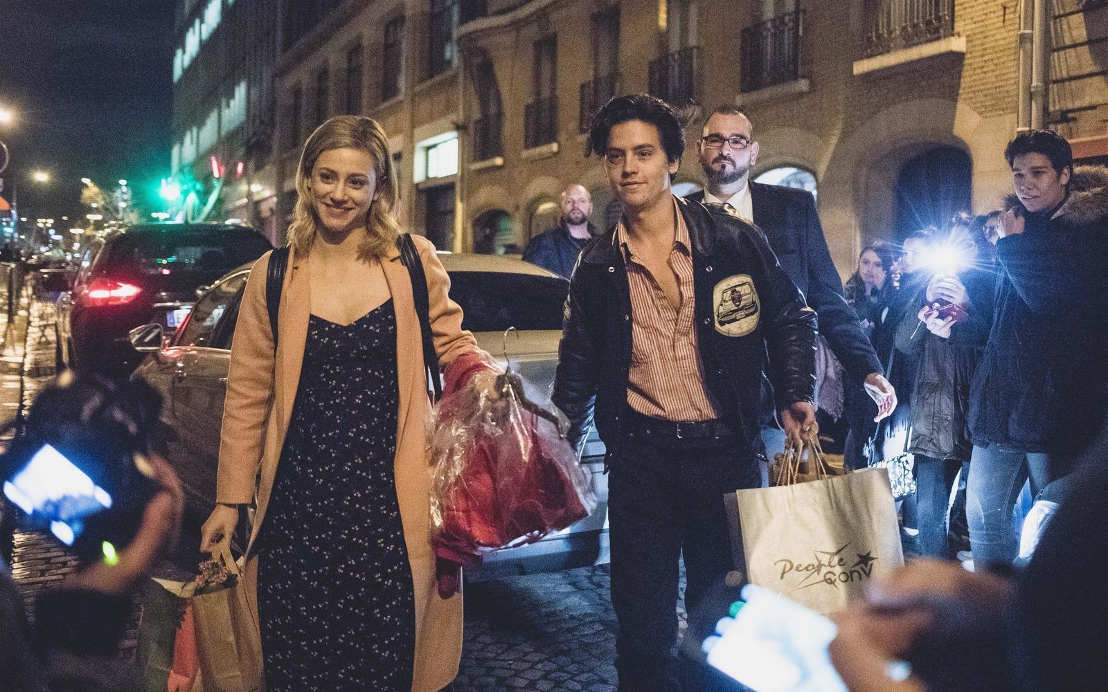 cole sprouse dating betty cooper