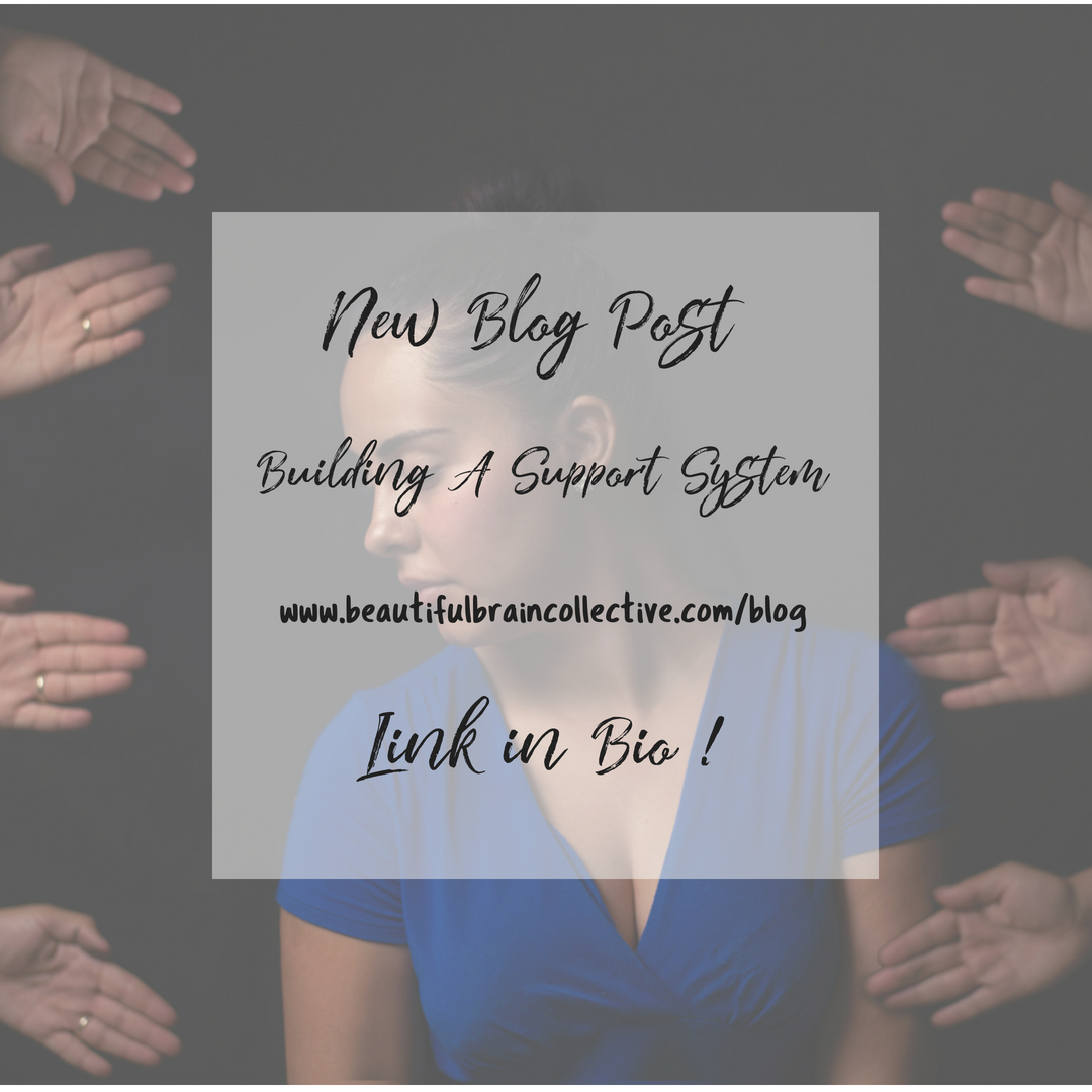The Importance Of Building A Support System During The