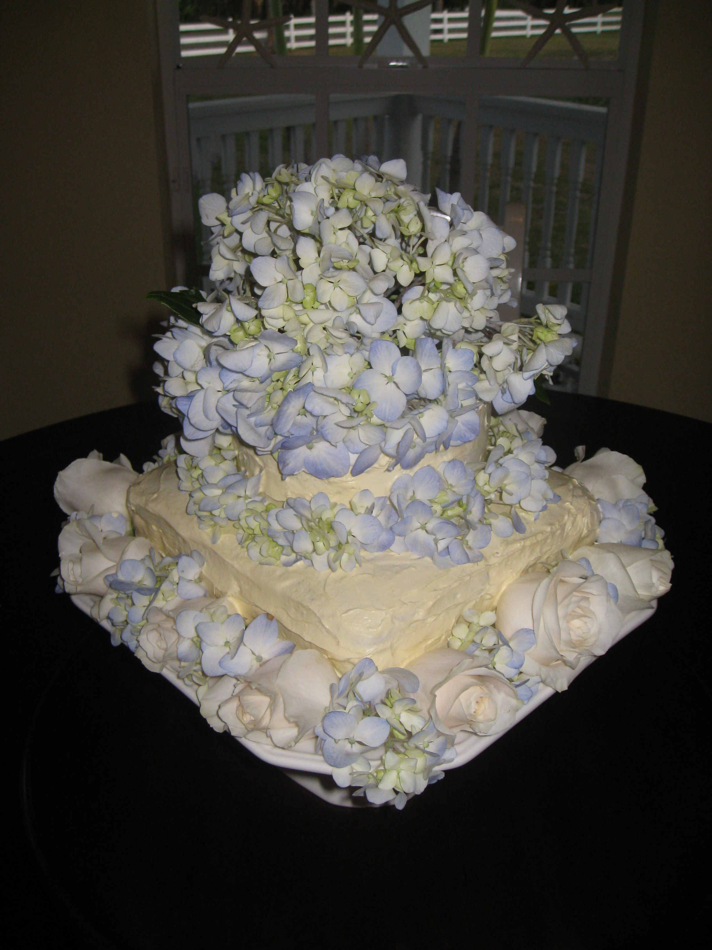 Bridal shower cake by Charlene Owens Shower cakes