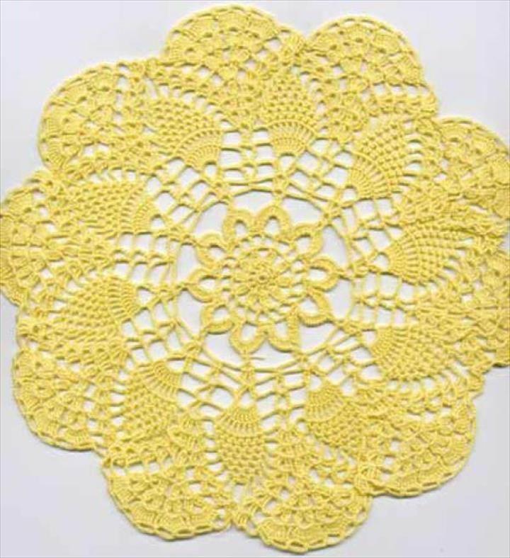 42 quick easy crochet doily pattern crochet doily patterns easy 42 quick easy crochet doily pattern diy to make dt1010fo