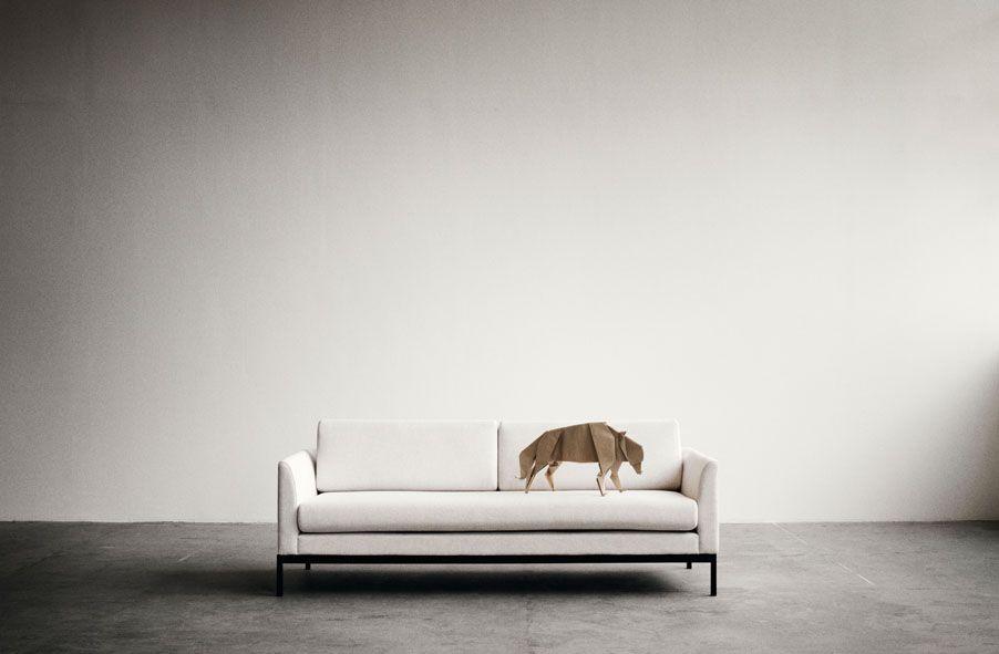 Vela sofa, designed by Charlotte Høncke, Bolia Charlotte - designer couch modelle komfort