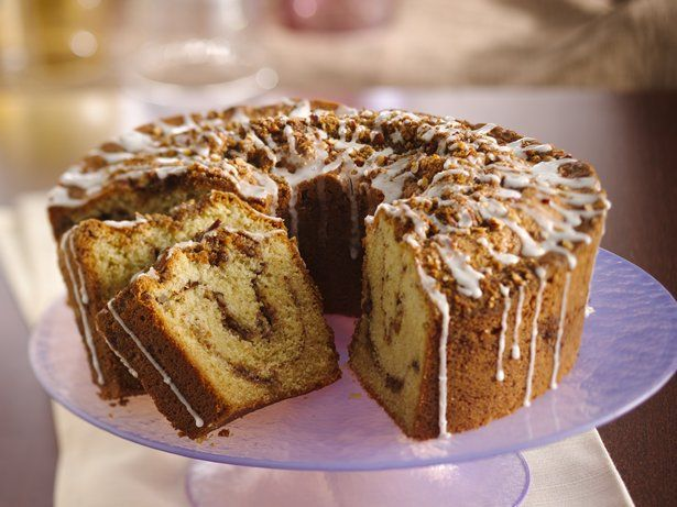 Classic Sour Cream Coffee Cake Recipe Sour Cream Coffee Cake Coffee Cake Recipes Coffee Cake
