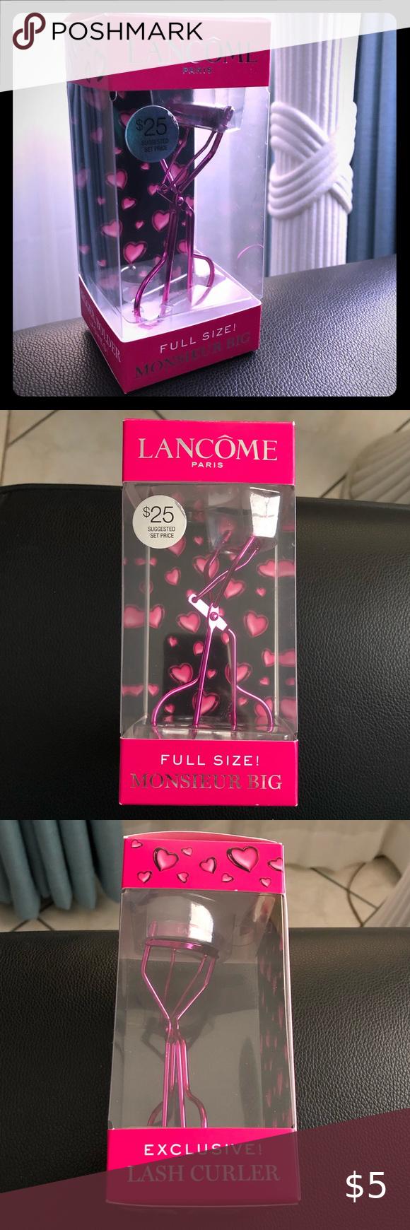 Free Gift 💝 w/Purchase Lancôme Eyelash Curler NWT en 2020