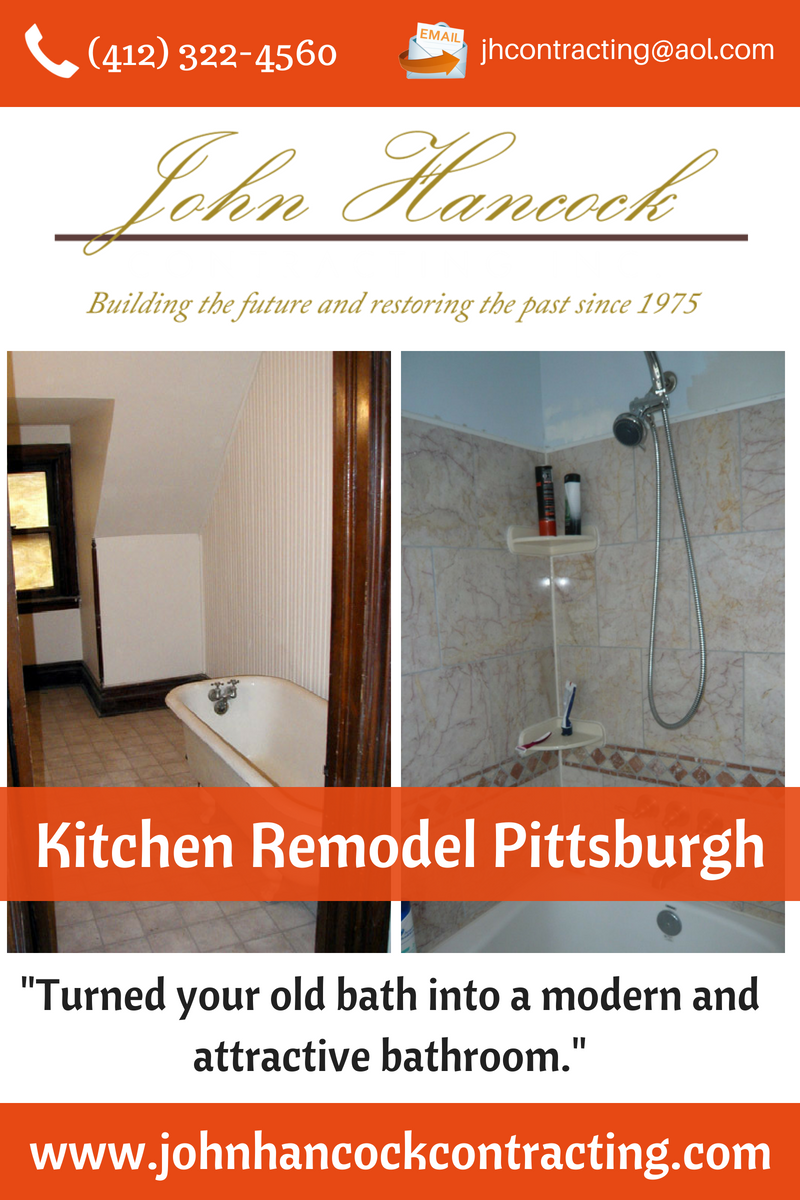 Want To Upgrade Your Old Bathroom Remodel Your Bath With Top Professional Contractors In Pittsburgh Pa At Kitchen Bathroom Remodel Remodel Bathrooms Remodel