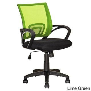 Fabulous Porch Den Krog Mesh Back Office Chair Multiple Colors Uwap Interior Chair Design Uwaporg