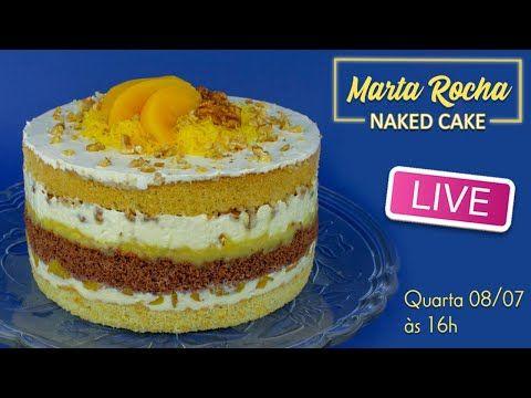 Pin em Bolos pelados (Naked cake)