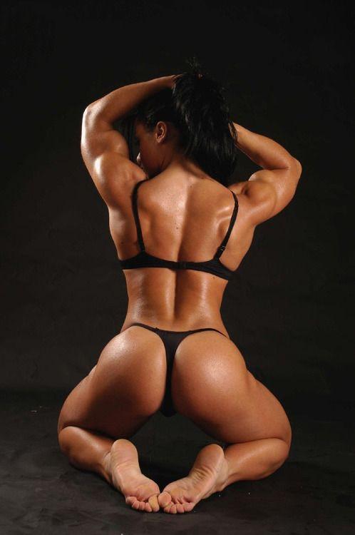 Female Muscle Erotica 43