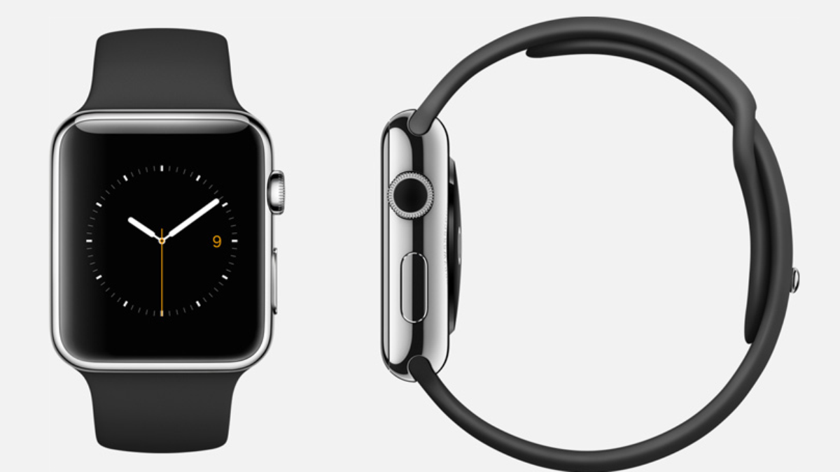 Here Are All The Ways To Interact With The Apple Watch Apple Watch Apple Watch Models Apple Watch Edition