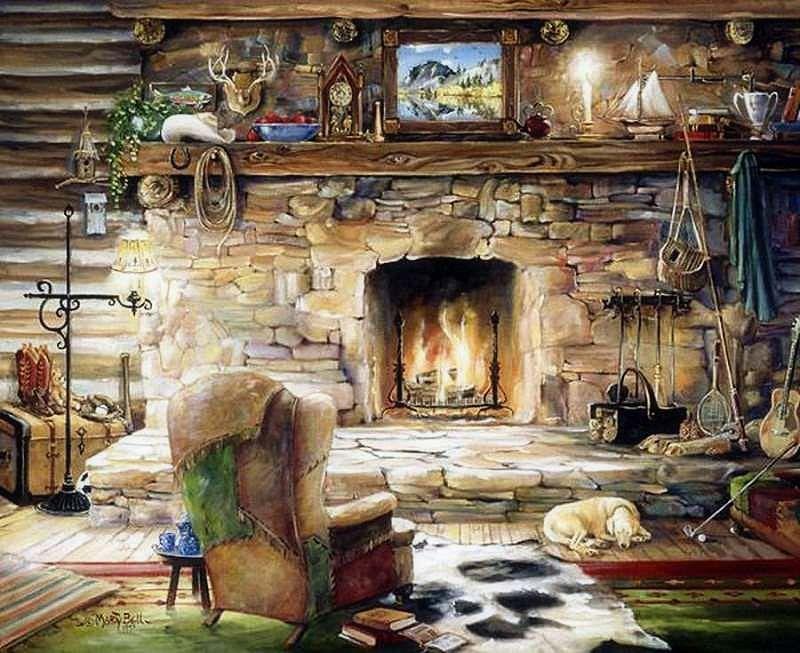 дали картинки на тему мой дом уютно в нем первой серии влюбляется