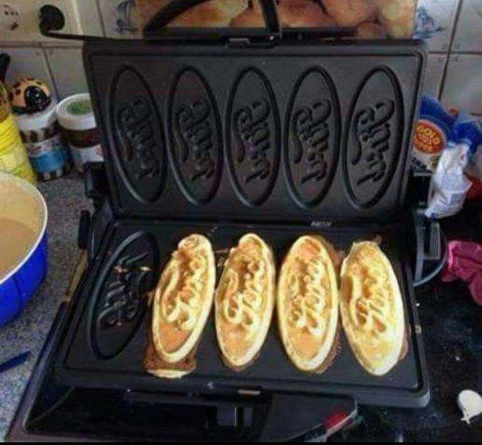 Pin by Bill Nelson on C A R S Food, Waffles maker, Breakfast
