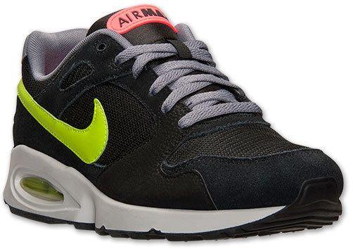 Derivación Enojado aislamiento  Men's Air Max Coliseum Racer Running Shoes   Nike air max mens, Nike men,  Black nike sneakers