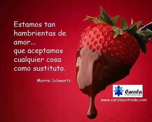 #hambre #amor