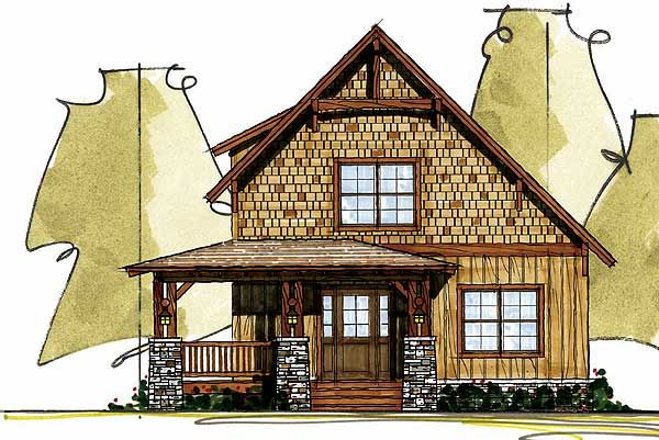 1000+ images about House Plans on Pinterest | Small homes, Small ...