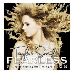 Fearless CD - Platinum Edition
