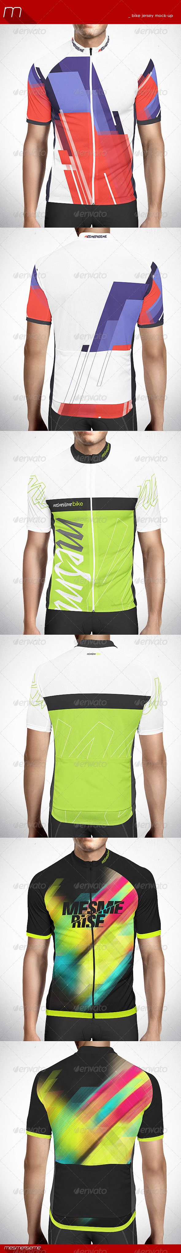 Download Bike Jersey Mock Up Ad Advertisment Bicycle Bike Biker Competition Cycle Cyclist Elastic Logo Marathon Mock Sports Design Bike Jersey Biking Outfit