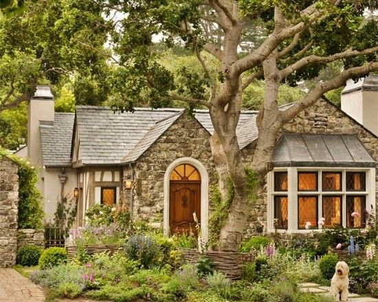 stone cottage design pictures remodel decor and ideas page 2 rh pinterest com stone cottage house designs stone cottage design plans