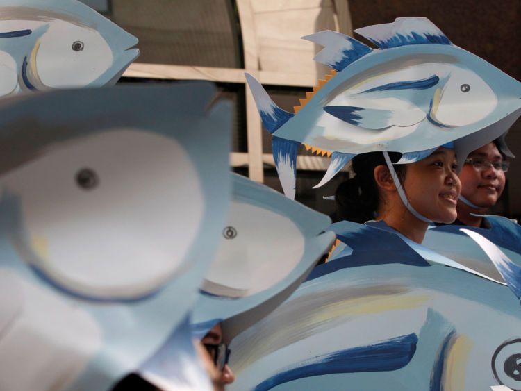 John West pledges to improve fishing practices