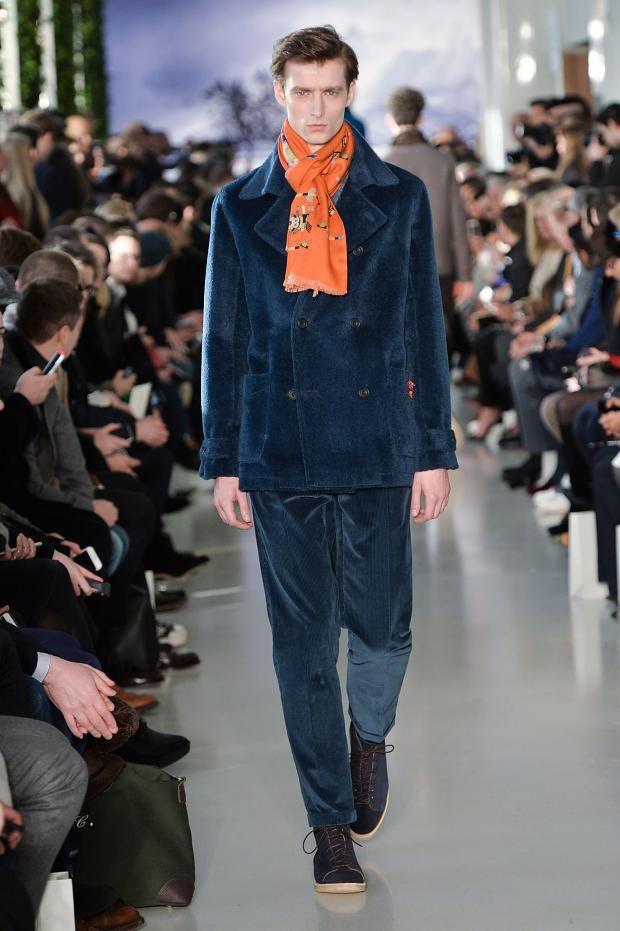 Richard James Fall Winter 2015 Otoño Invierno #Menswear #Trends #Tendencias #Moda Hombre T.F.