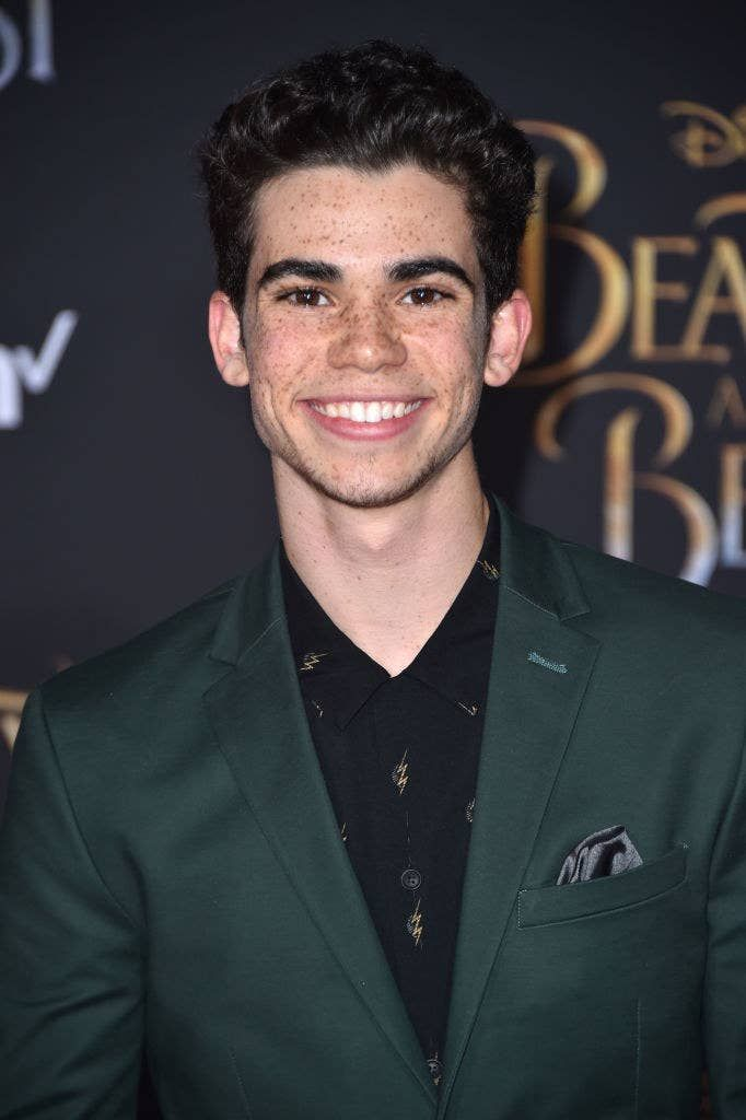 Dove Cameron Got A Tattoo In Cameron Boyce's Honor, And My Heart Is So Full Right Now #cameronboyce