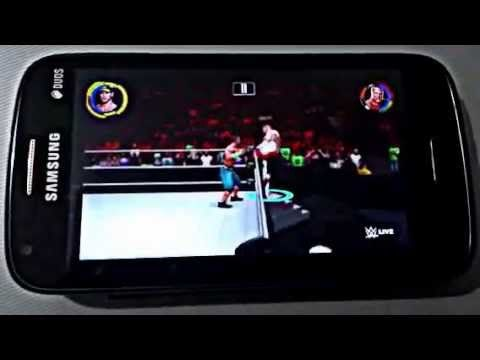 WWE 2K APK DATA Android download | mod apk unlimited games