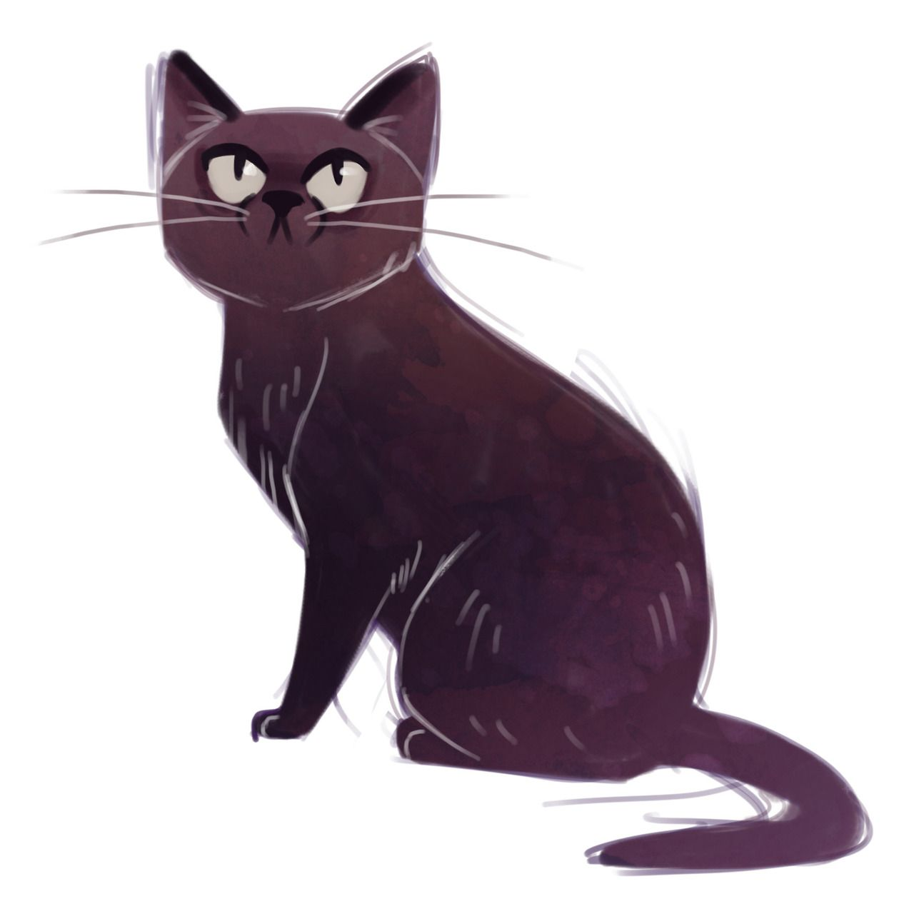 Daily Cat Drawings Your Daily Cat Illustration Fix Cats Illustration Cat Illustration Cat Drawing