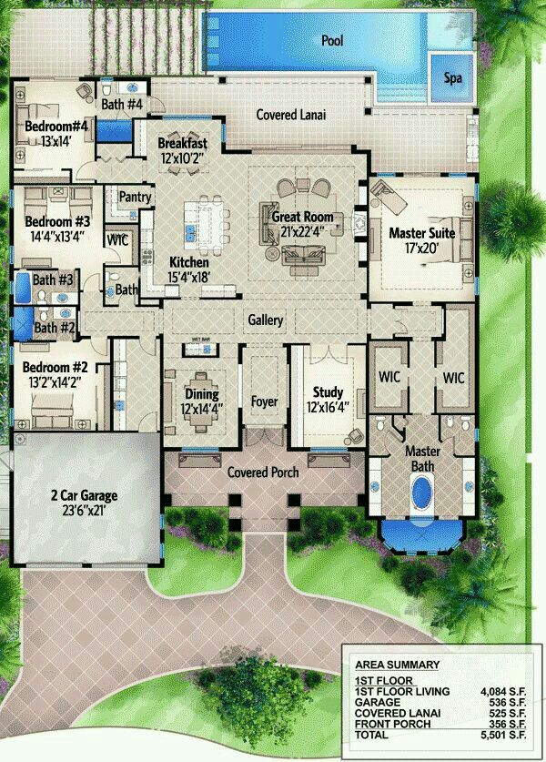 Basically The Same Plan As The One I Just Pinned Dream House Plans House Plans House Layouts