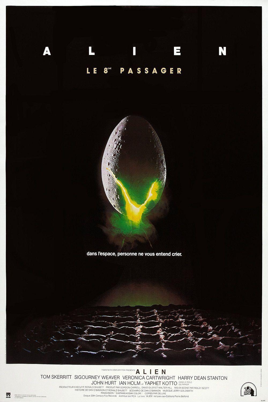 Alien_Le_10eme_Passager.jpg (10×10)  Affiche de film, Film
