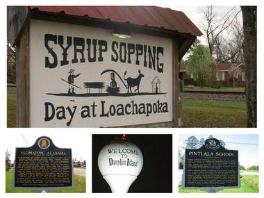 11 Of Alabama S Most Mispronounced Town Names Alabama History