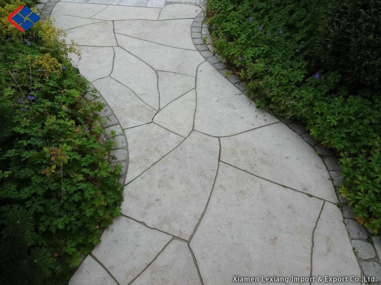 Naturstein Schiefer Xiamen Slate Sidewalk