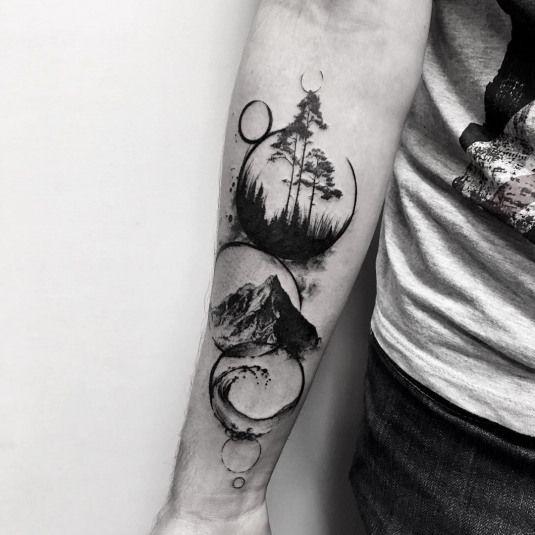 #samsaratattoo #blacktattoomag #ttblackink #taot #inkstinctsubmission #blackworkerssubmission #iblackwork #theblackmasters #tattoo #tattooart #tattooartist #tattooed #tattedup #tatted #tattrx #tattoos #equilattera #tttpublishing #tttism #inkapture #btattooing #inkstylemag #world_tattoo_gallery #thinkbeforeuink #inspirationsoftattoo #tattoo2me #tree #mountains #waves #forest #henna #henna #tree