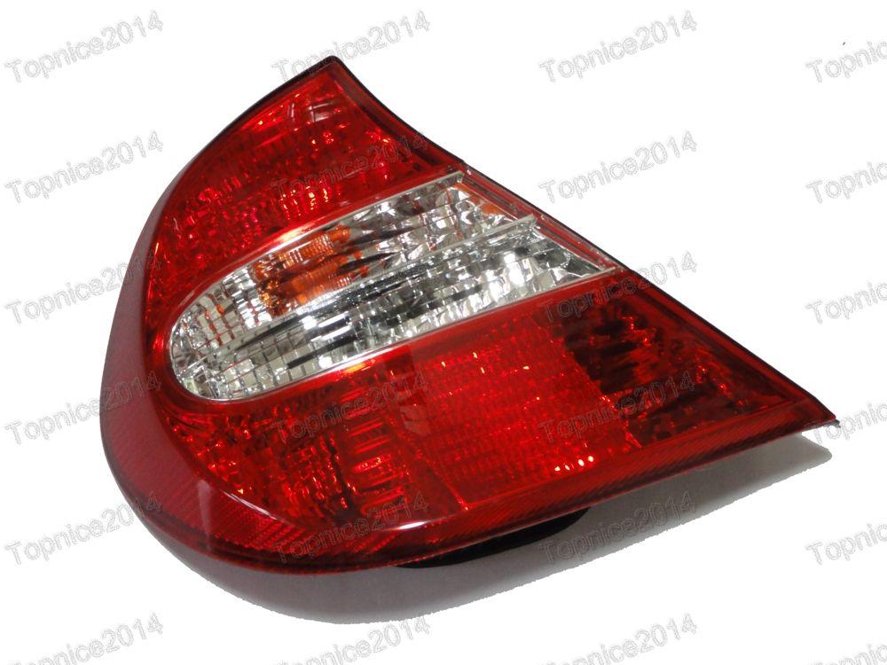 1pcs Left Side Rear Tail Light Lamp Taillamp For Toyota Camry 2002 2004 Car Lights Tail Light Toyota Camry