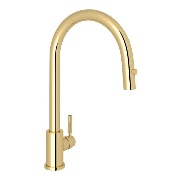 ROHL Kitchen Faucets - Perrin & Rowe Holborn Pull-Down ...