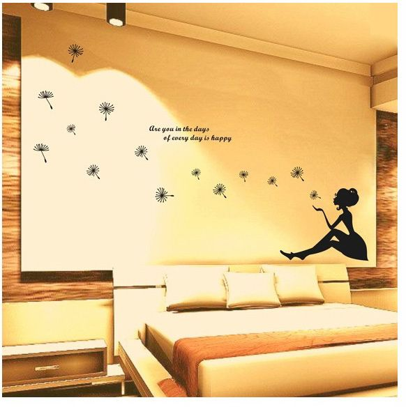 Encontrar m s pegatinas de pared informaci n acerca de 20 for Pegatinas dormitorio